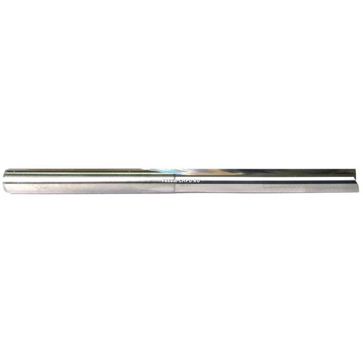 Двухзаходная прямая фреза 6мм A2ZX6.45 удлиненная