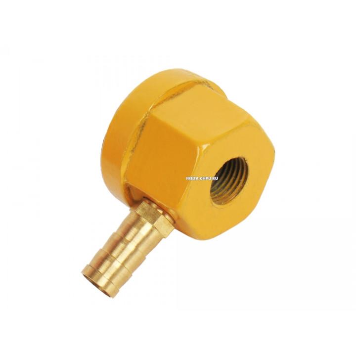 Магнитный держатель трубки СОЖ. 1 вход